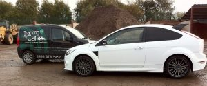 focus RS car trackers