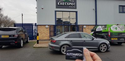 Audi Autowatch Ghost 2 best audi security system
