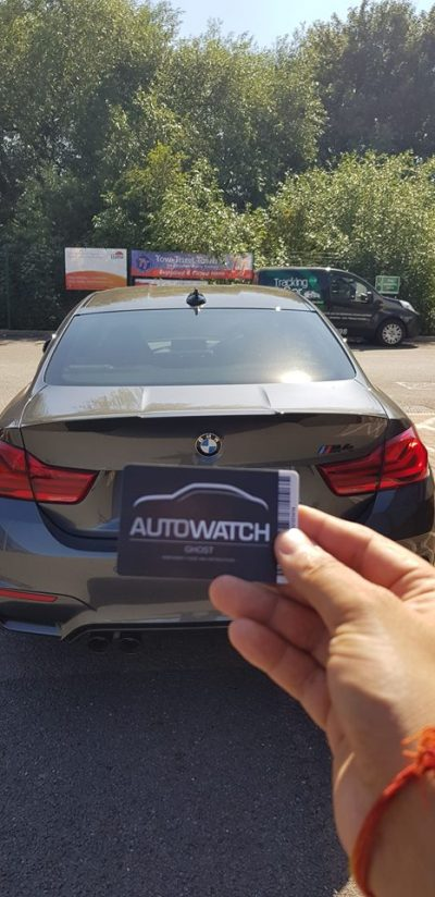 BMW Autowatch Ghost bmw car security