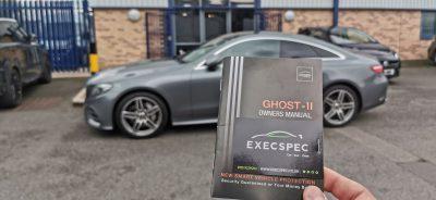 Autowatch Ghost 2 Mercedes Autowatch Ghost immobiliser - Best Car Security - Nottingham Derby Leicester Birmingham Manchester London Essex