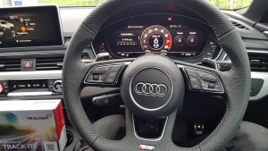 Audi Car Trackers Key cloning theft protection