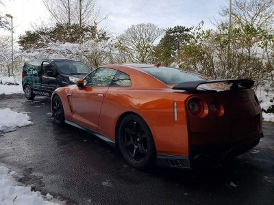 Nissan GTR Autowatch Ghost