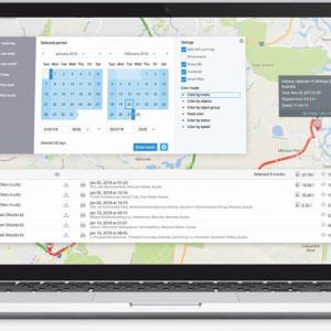 Auto Fleet Go Tracking System