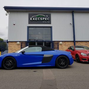 Audi R8 Autowatch Ghost best car security car trackers best nottingham derby nationwide installations stolen car trackers