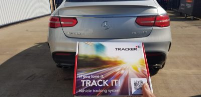 Mercedes Tracker Vantage Plus S5 Best Mercedes insurance approved tracker