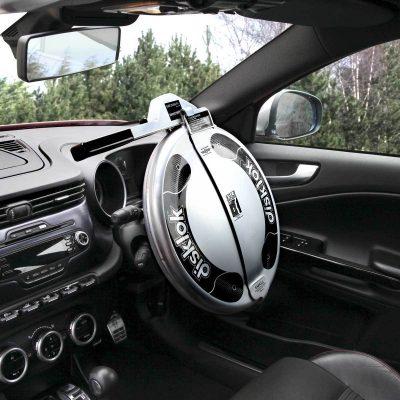 Disklok Medium - The Ultimate Steering Wheel Lock