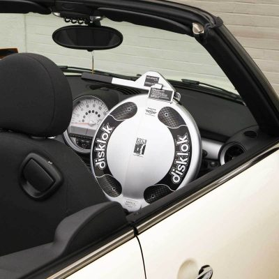 Disklok - The Ultimate Steering Wheel Lock