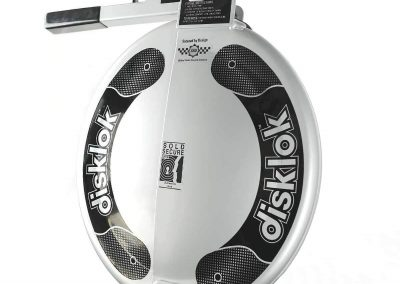 Disklok - The Ultimate Steering Wheel Lock