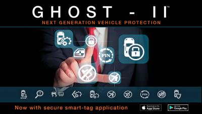 Autowatch Ghost 2 - Tassa Approved