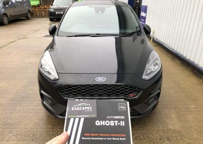 Ford Fiesta ST Security