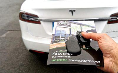 Tesla Model S Tracking System