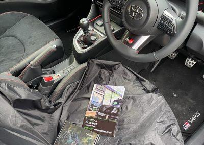 Toyota Yaris GR Security