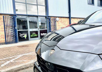 Lamborghini Urus Security